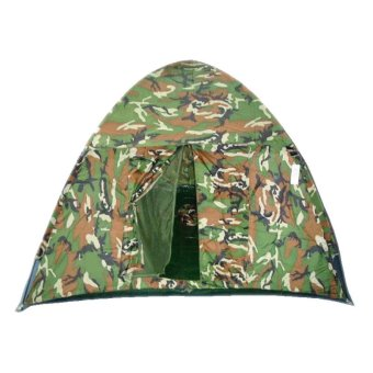 6-Person Dome Camping Tent Camouflage Price Philippines