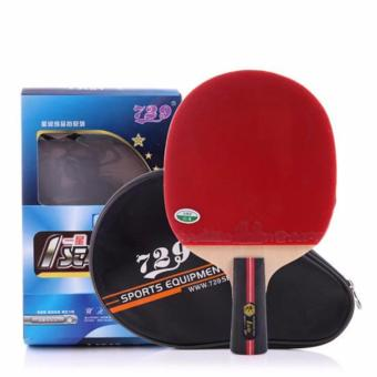729 1Star (1 Star 1-Star) Pimples In Table Tennis Racket with At aloss Paddle Bag 2015 Factory Direct Selling-CS Price Philippines