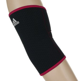 Adidas Elbow Support S/M (Black/Red) Price Philippines
