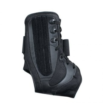 Adjustable Foot drop Orthotic Correction Ankle Brace Support Stabilizer-L
