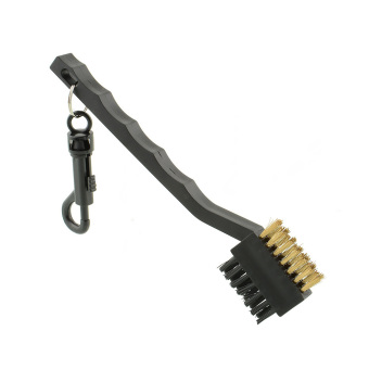 Aukey Dual Brass Wires Golf Brush - picture 2