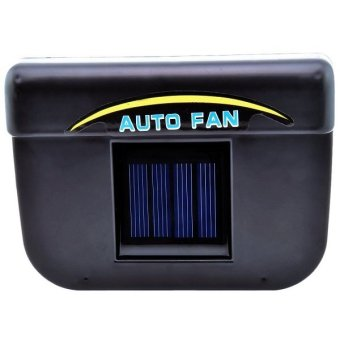 Auto Cool Solar-Powered Ventilation System