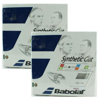 Babolat Synthetic Gut 16g Natural Strings Set of 2