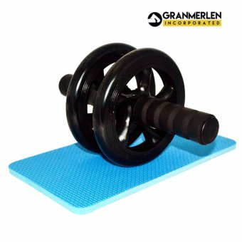 Best in ABS work out Wheel for Workout Exerciser (Black)