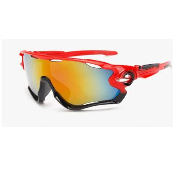 Bicycle Cycling Riding Outdoor Sports PC Sun Glasses GogglesSunglasses - intl