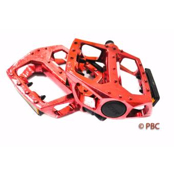BICYCLE PEDAL ALUMINUM VP500 MOUNTAIN BIKE W/ REFLECTOR