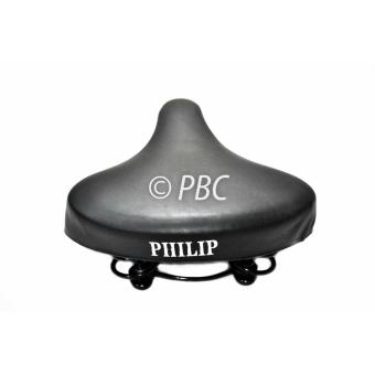 Bicycle SADDLE bmx/ MOUNTAIN BIKE W/SPRING PHILIP