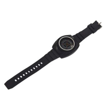 Black Survival Wrist Watch Compass Outdoor Product Price Philippines