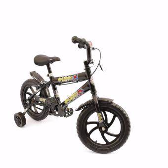 bmx 14 spiderman bk kids bike
