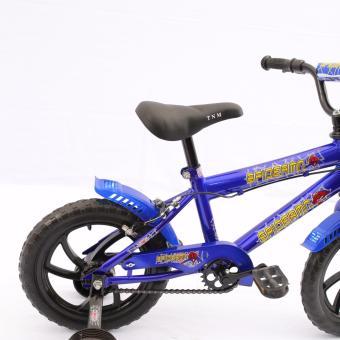 bmx 14 spiderman kids bike - 4