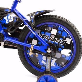 bmx16 connor blue kids bike - 5