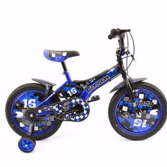 bmx16 connor blue kids bike - 2