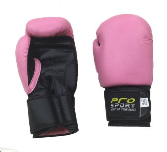 Boxing Gloves 10oz (Pink)