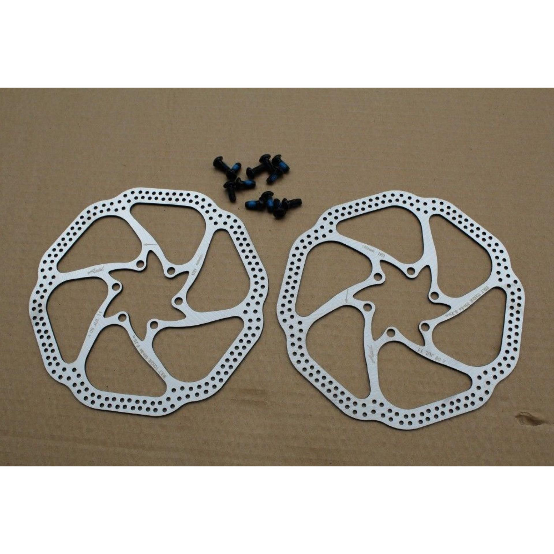 Philippines Brand New Avid Hs1 Brake Rotors 160mm 6 Inches Disc Rotor 160 Mm G3cs 2pcs 12 Blotsbb5 Bb7 Mtb
