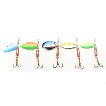 Buytra Fishing Lure Sequin Metal 30pcs - picture 2