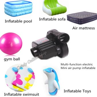 Candy Online Multi-function Inflate Deflate AC Electric Air Pump - 2