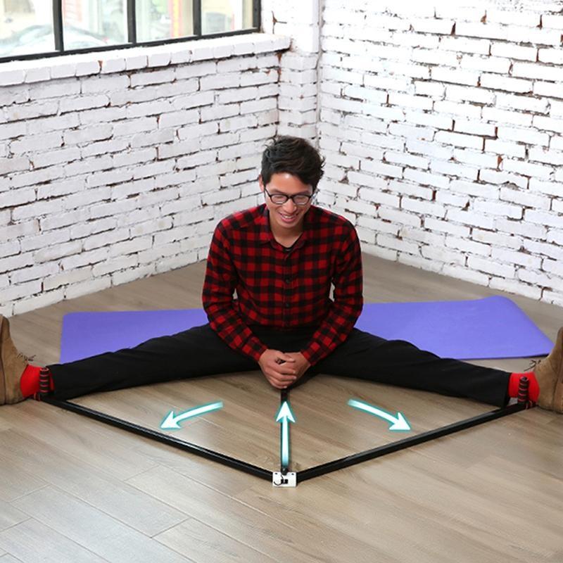 ... Cocotina New Device Split Leg Extension Machine Flexibility Training Leg Exercise - intl ...