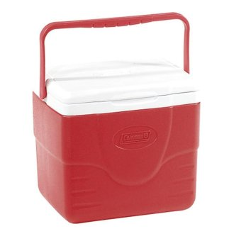 Coleman 9 Quart Excursion Cooler (Red)