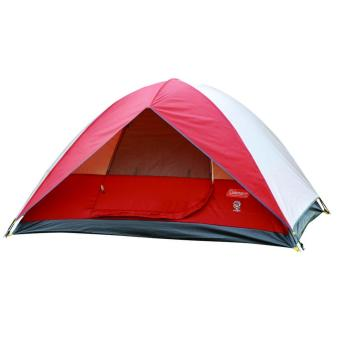 Coleman Tent Sundome 4P (7 X 7) Red Price Philippines