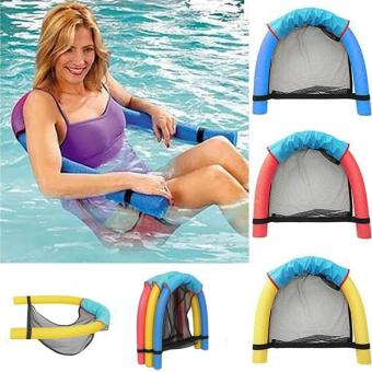 Creative Noodle Swimming Seat Pool Recreation Water Floating Funny Toy - intl