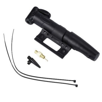 Cycling Bike Super Mini Portable Bicycle Hand pressure InflatorTire Pump New - intl - 3