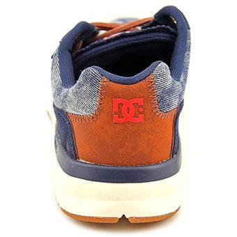 DC Men's Player Se Low Cut (Denim) - 2