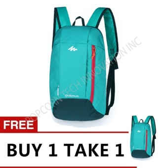 Decathlon Quechua ARPENAZ 10L DAY HIKING BACKPACK BUY 1 TAKE 1