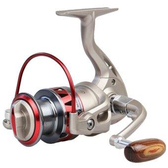 DF6000 Golden Reel Spinning Fishing Reel Fixed Spool Reel Coil Fish Fishing