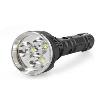DHS CREE XML XM-L T6 LED Torch Flashlight (Intl)