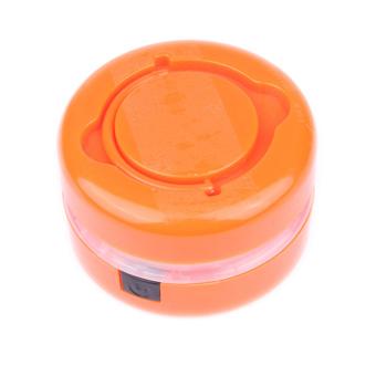 DHS Retractable Camping LED Lamp (Orange) (Intl)