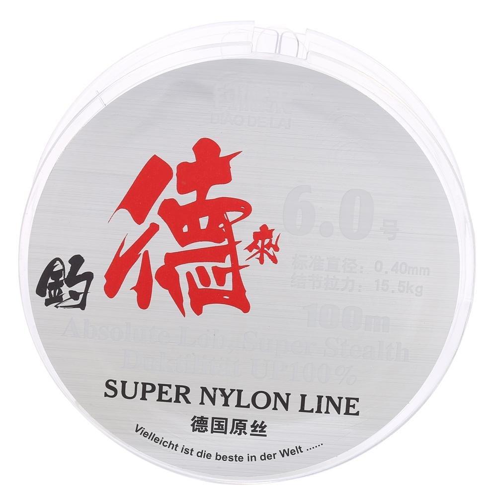 Philippines | DIAO DE LAI 100M Nylon Coil Fishing Line Spool ...