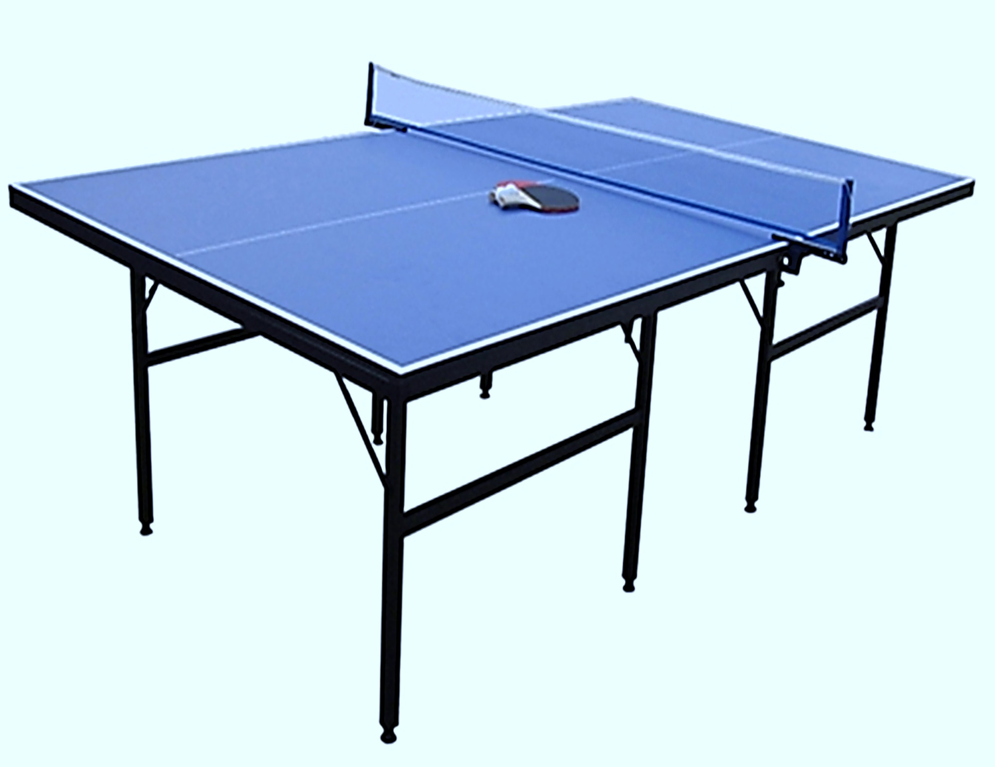 double power sh109 heavy duty pingpong/table tennis table | lazada ph