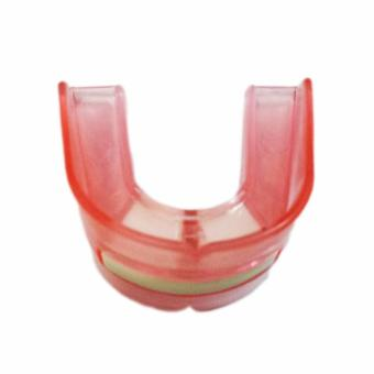Double Side Mouth Guard Teeth and Gum Shield Sports Protector Toolfor Boxing, MMA, Basketball and Football - 2