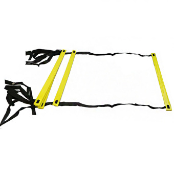 Durable 5 rung 10 Feet 3m Agility Ladder for Soccer Speed Training - 3