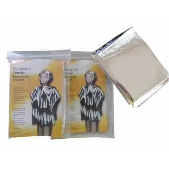 Emergency Poncho 2's Price Philippines