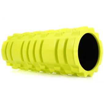 EVA Yoga Foam Roller Fitness Floating Point for Physio Massage Pilates Yellow (Intl) - picture 4