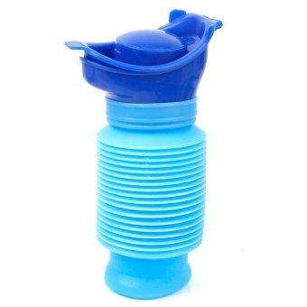 Family Unisex Portable Mini Toilet Urinal Bucket for Travel and Kid Potty Pee Training - INTL