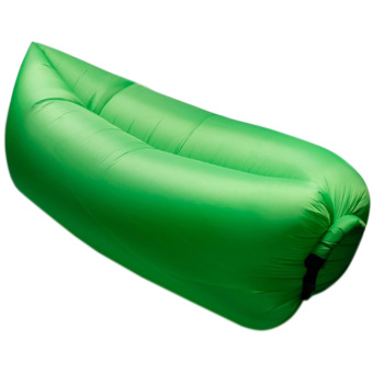 Fast Inflate Air Bed Lazy Sleeping Bed Folding Sofa/Chair (Green)