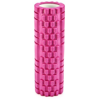 Fitness Floating Point EVA Yoga Foam Roller for Physio Massage Pilates (PINK) - Intl - picture 2
