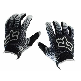Fortress Motorcycle /Bike Cycling Full Finger Gloves XL Size(FF10-XL)