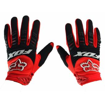 Fortress Motorcycling/Bicycling Full Finger Gloves Large size only(FF6) Price Philippines