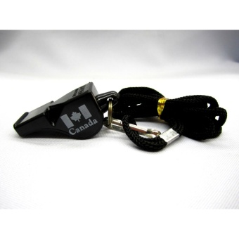 Fox 40 Whistle Classic with Lanyard (Black) Price Philippines