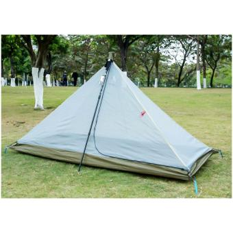 GEERTOP 1-person Mosquito Net Inner Tent Ultra-light For CampingBackpacking Hiking Climbing (Pole NOT included) - inner tent - intl Price Philippines