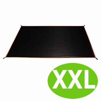 GEERTOP Tent Ground Sheet - 3 Persons 210 x 180 cm UltralightWaterproof Mat Groundsheet Tarp, For Camping Hiking Picnic (4sizes).