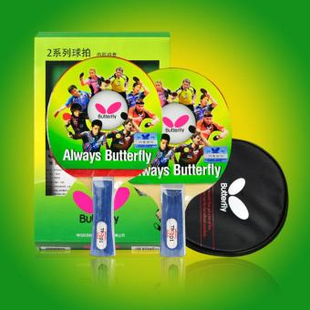 Genuine Butterfly Table Tennis PING PONG Racket Tbc 201 (ShortHandle No Retail Box) - intl Price Philippines