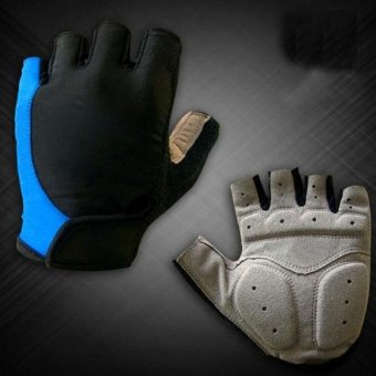 Giant Bicycle Gloves Half Finge Cycling Mountain Bike Sport breathable - intl