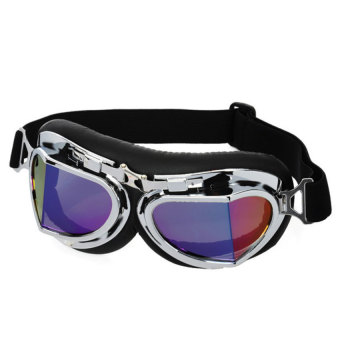 Goggle for Motorcycle Rider Eye Protection - Intl