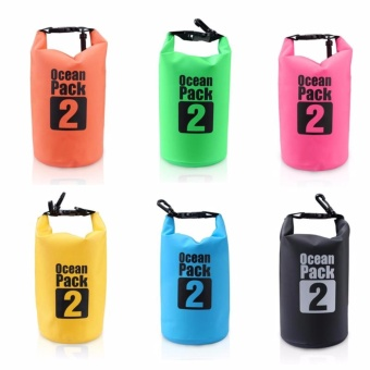 GS Heavy Duty Ocean Pack Waterproof Dry Bag 2L Price Philippines