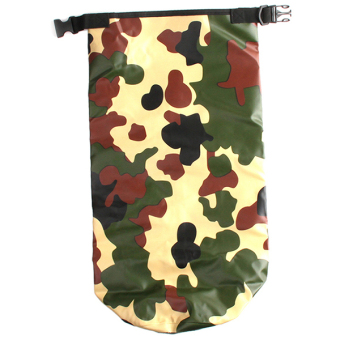 HANG-QIAO Camouflage Rafting Bag (Multicolor) - picture 2