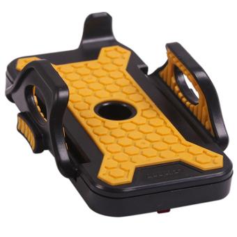 Hanyu Multifunction Cycling Pjone Holder Navigation Support Black/Yellow